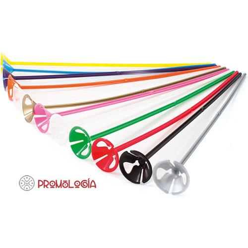 Varillas para globos de publicidad