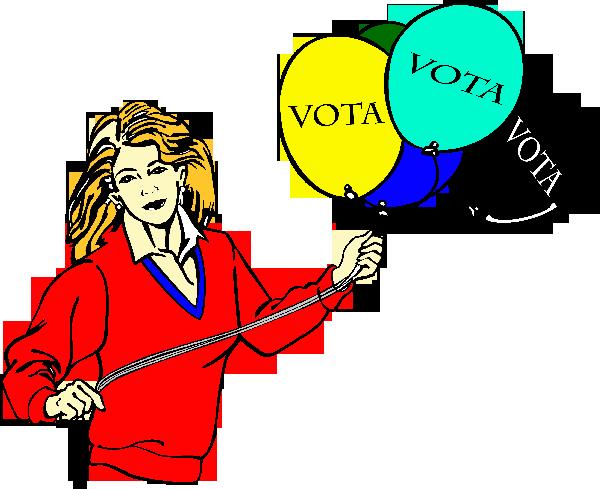 Globos promocionales en las campañas políticas